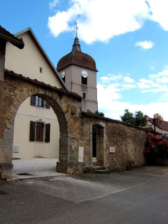 Eglise de Quincey