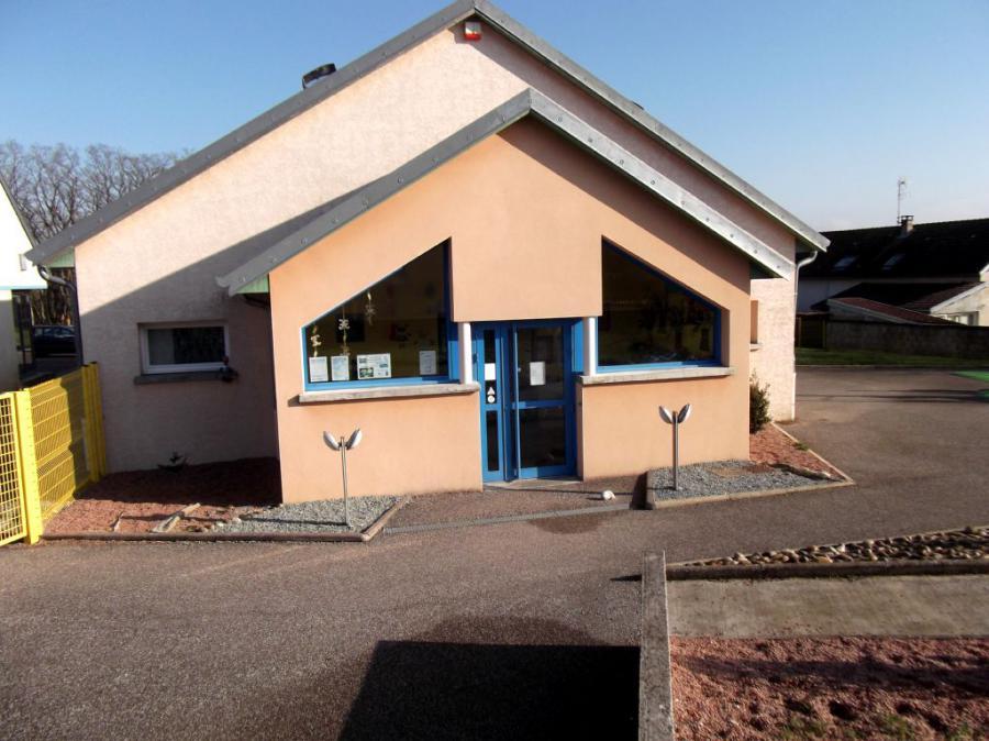 Bâtiment du périscolaire et des Nouvelles Activités Périscolaires à Quincey