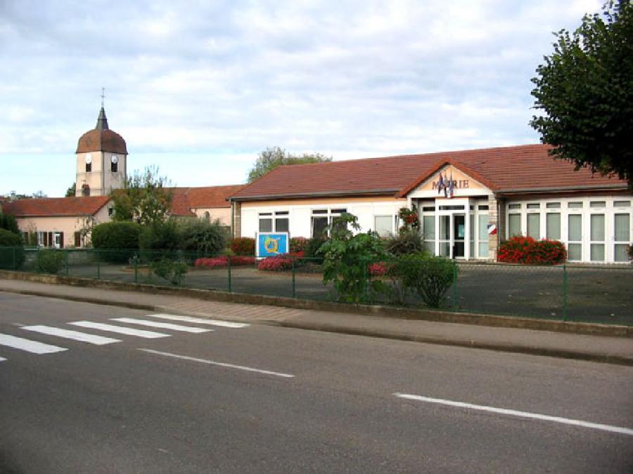 Mairie de Quincey